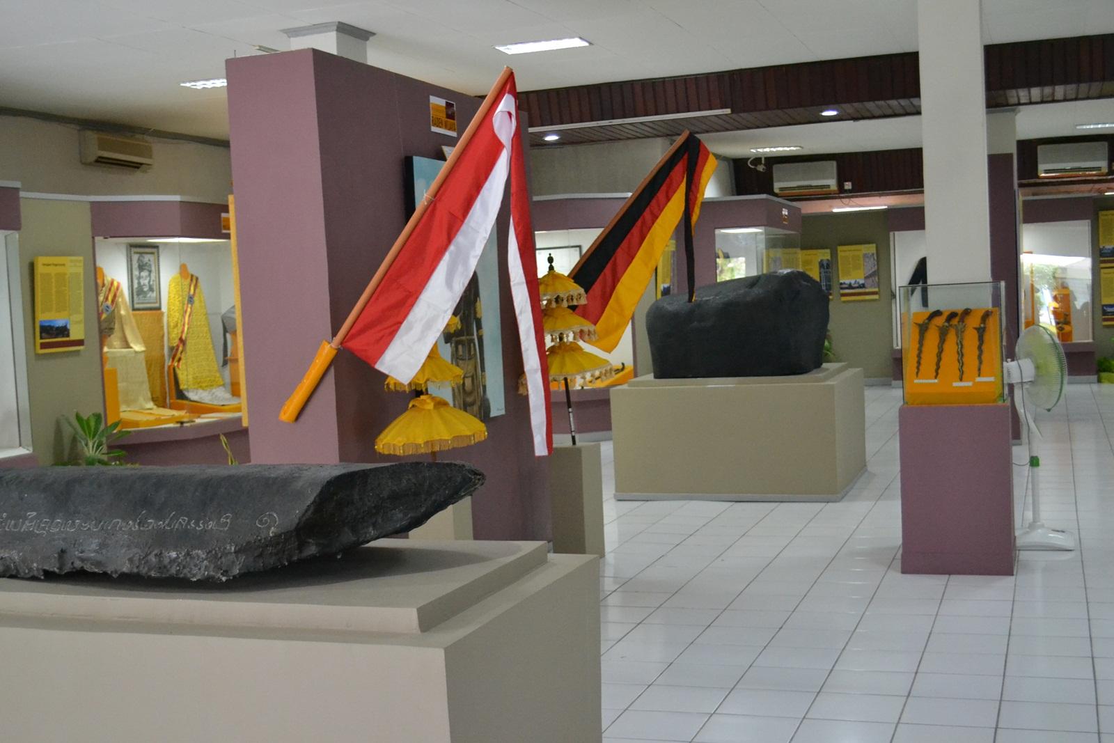 Pameran Kerajaan di Museum Adityawarman