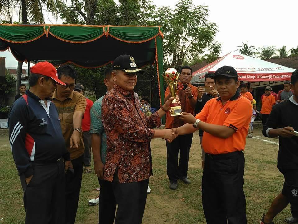 FKAN PAUH IX Gelar Kejuaraan Sepakbola Dalam Rangka Memperingati HUT ke 12