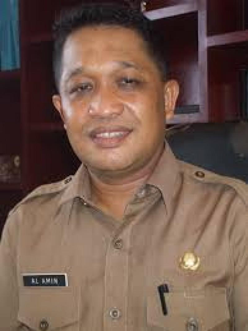 Kepala Dinas LH Kota Padang Al Amin