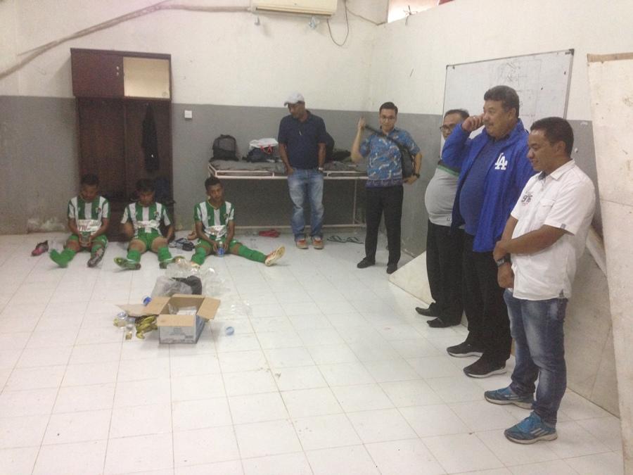 Wako Solok Beri Motivasi Pada Pasukan Pandeka Gunung Talang