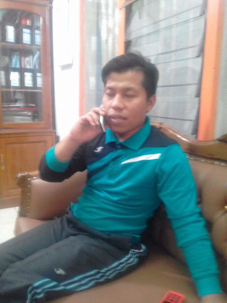 Plh Walinagari Kamang Mudiak Rahman SPdI