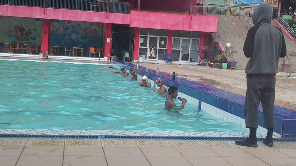 kolam abg
