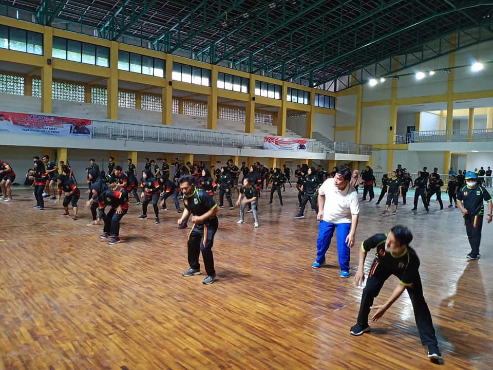 latihan bersama