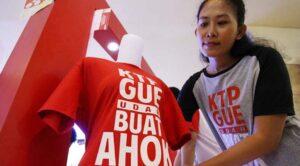 Ahok Maju Lewat Parpol, Relawan Teman Ahok Menolak Serahkan Data KTP ke KPU