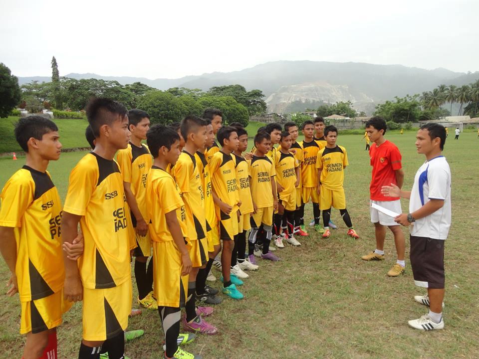 Hadapi Piala Suratin, Semen Padang U-17 Mulai Berbenah