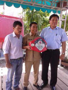 27 Agustus, Gelaran Tinju Ampro Dihelat di Sawahlunto
