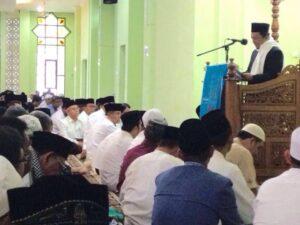 Wawako: Idul Adha Momentum untuk Berkurban