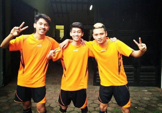 3 Pemain Cendana Andalas Lolos Seleksi Akademi Futsal Vamos Mataram