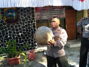 Waaaw!…Ada Benda Langit Jatuh di Kampung Buya Hamka