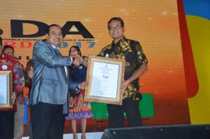 Semen Padang Raih Dua Platinum, Satu Gold ISDA 2017