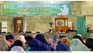 Unand Bersyukur Momentum Intropeksi Diri Bagi Civitas Akademika