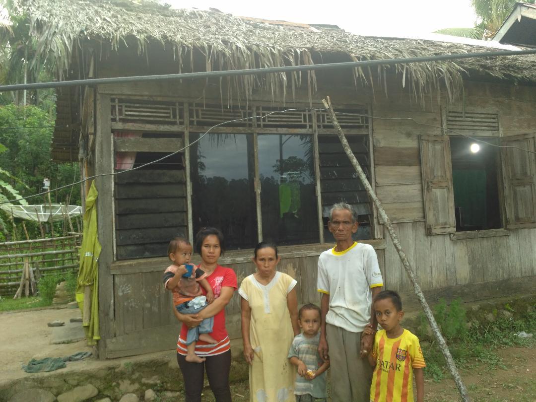 Balada Keluarga Sudirman Dari Pesisir Selatan