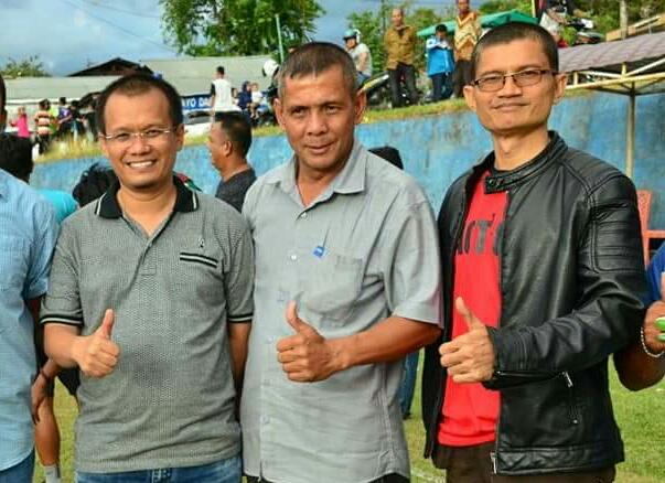 Andri Satria Wajah Baru Sepakbola Padang, Antarkan PSP U-17 Juara Piala Soeratin