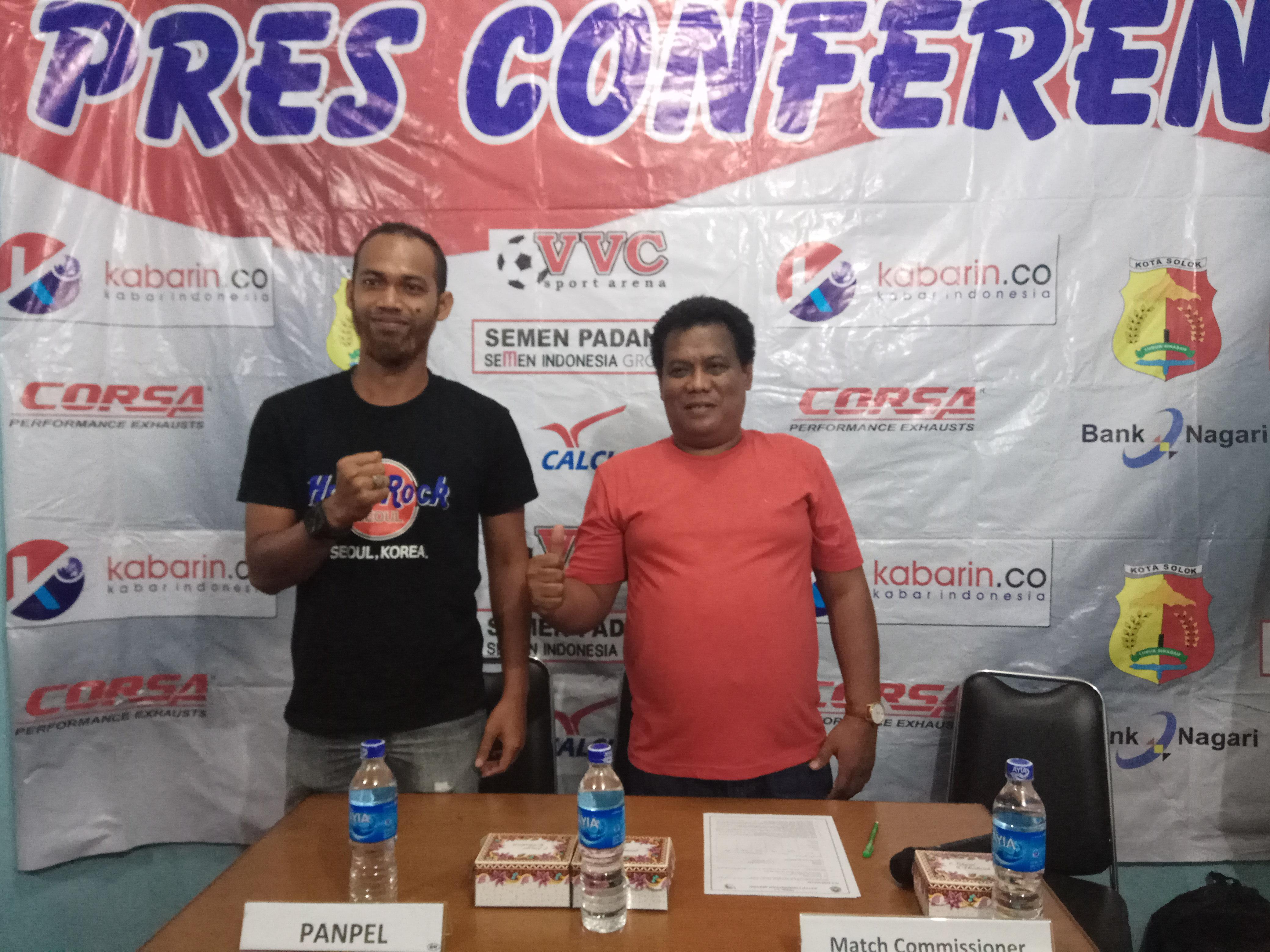 Medan Utama Tak Ingin Jadi Tim Ketiga Sumut Ditumbangkan Solok FC
