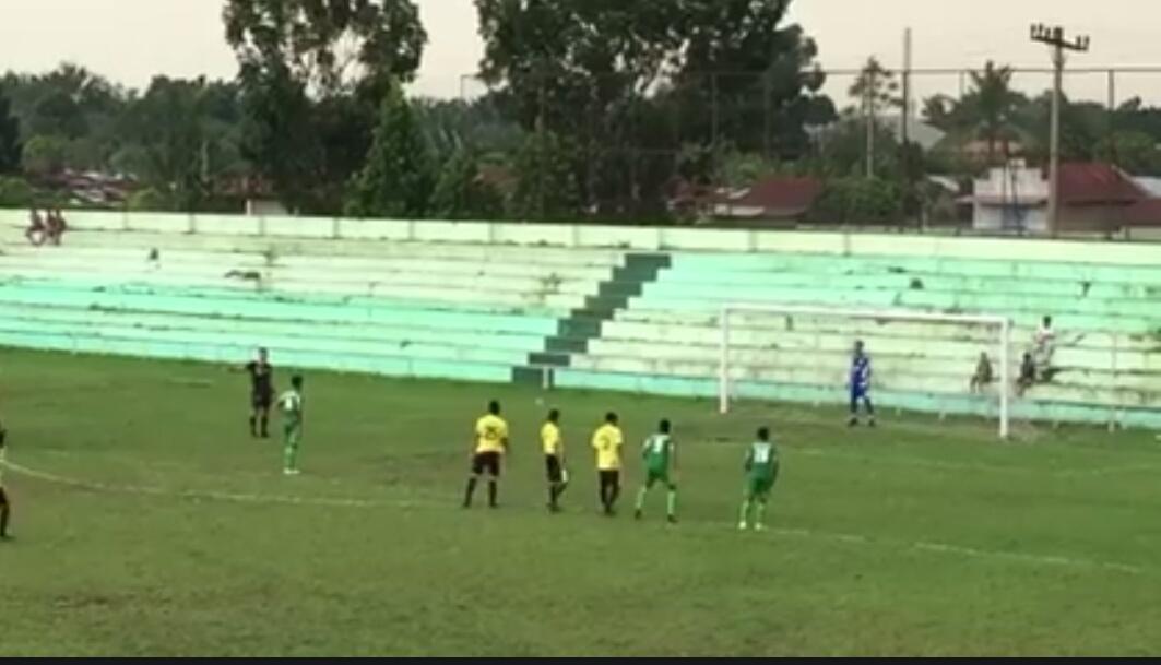 Tumbangkan Medan Utama, Solok FC Melenggang Ke Babak Nasional Liga 3 Tahun 2018