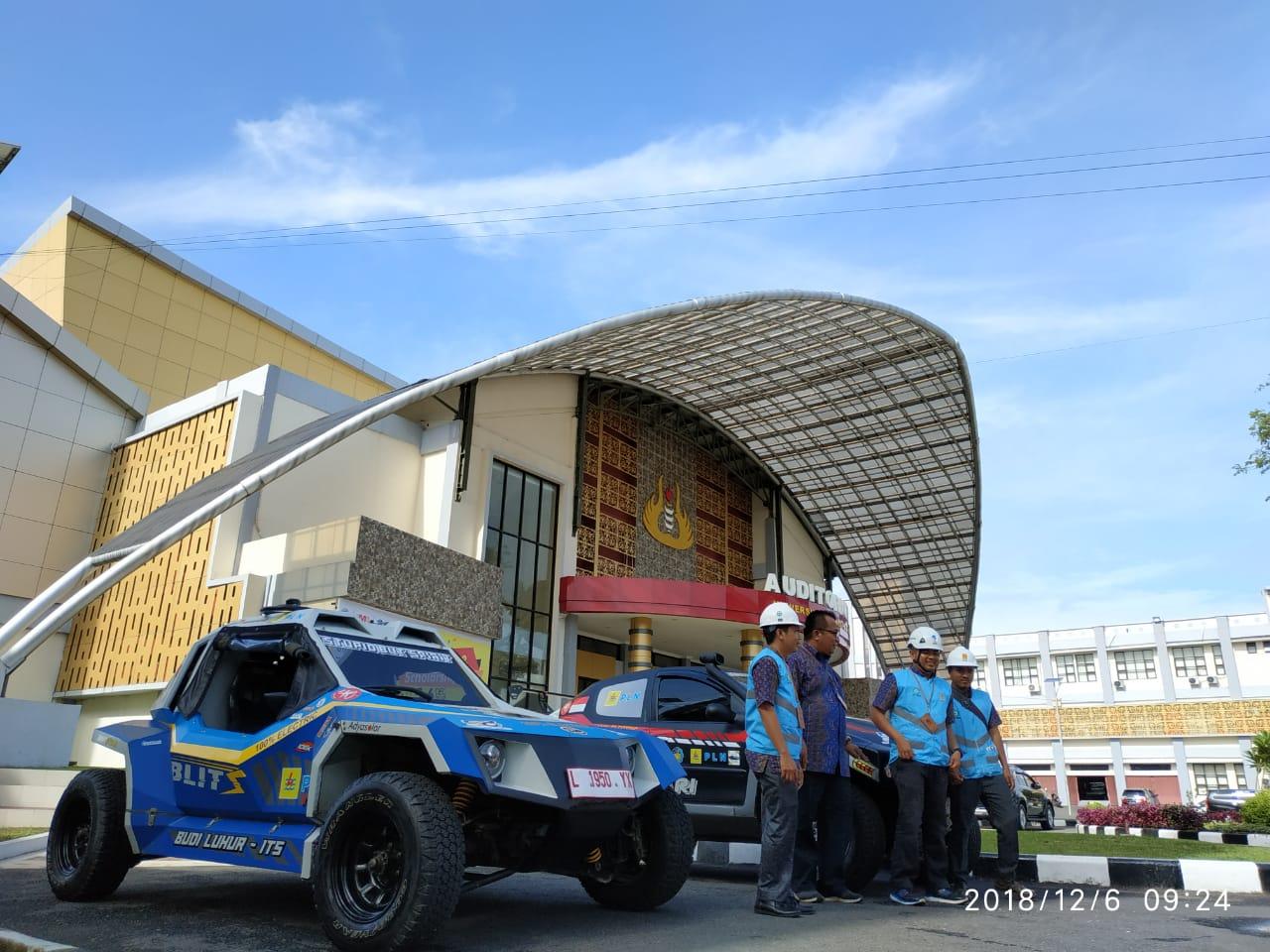 Mobil Blitz Bakal Dipakai Untuk Rally Dakar