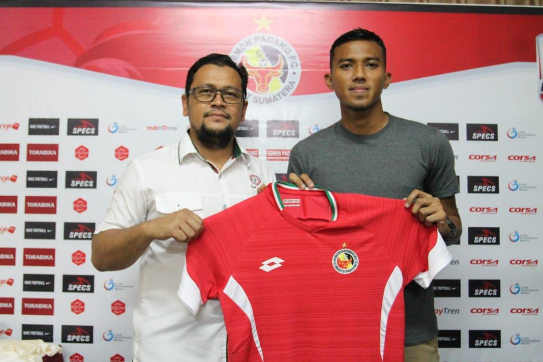 Dua Rekrutan Pemain Lokal Baru Semen Padang FC Telah Bergabung