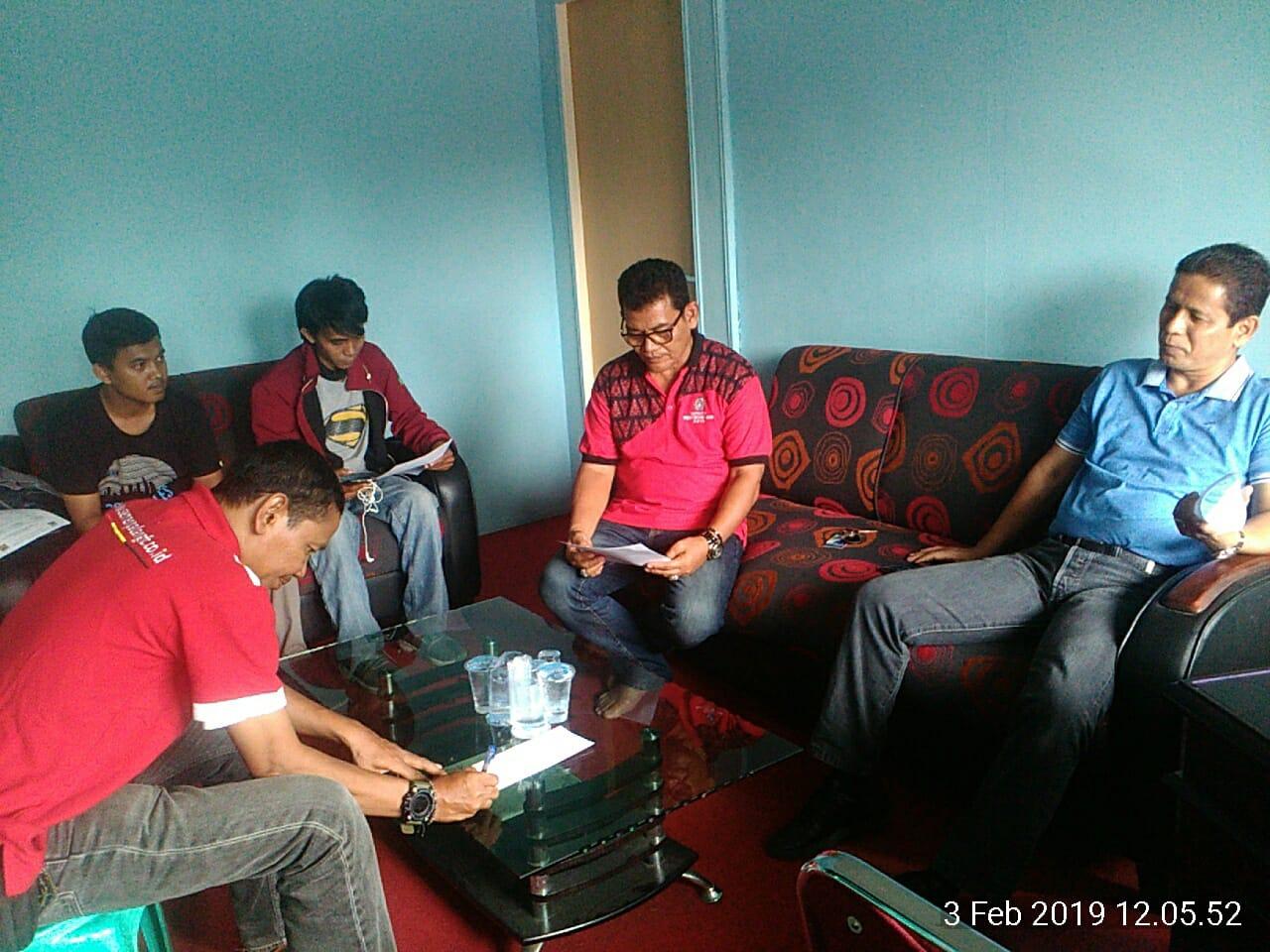 Sebelas Tim U-40 Berebut Piala Indra Dt Rajo Lelo
