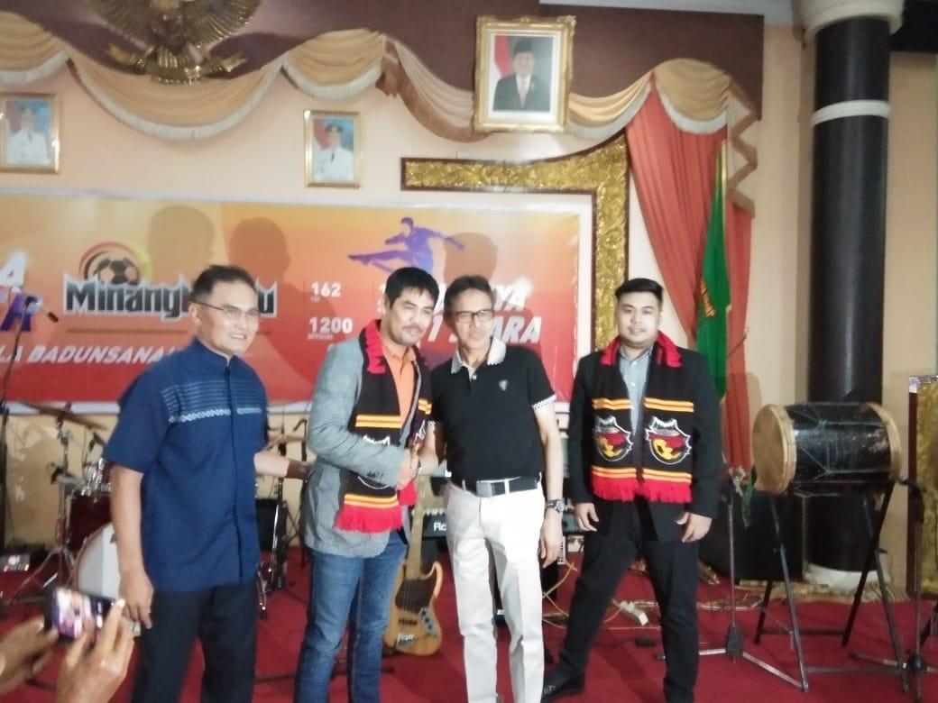 Irwan Prayitno : Minangkabau Cup Jangan Sampai Terhenti