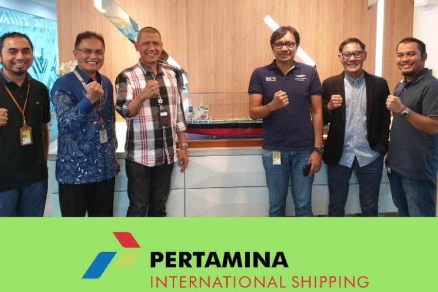 Pertamina International Shipping Resmi Sponsori Tim Pra PON Sepakbola Sumbar