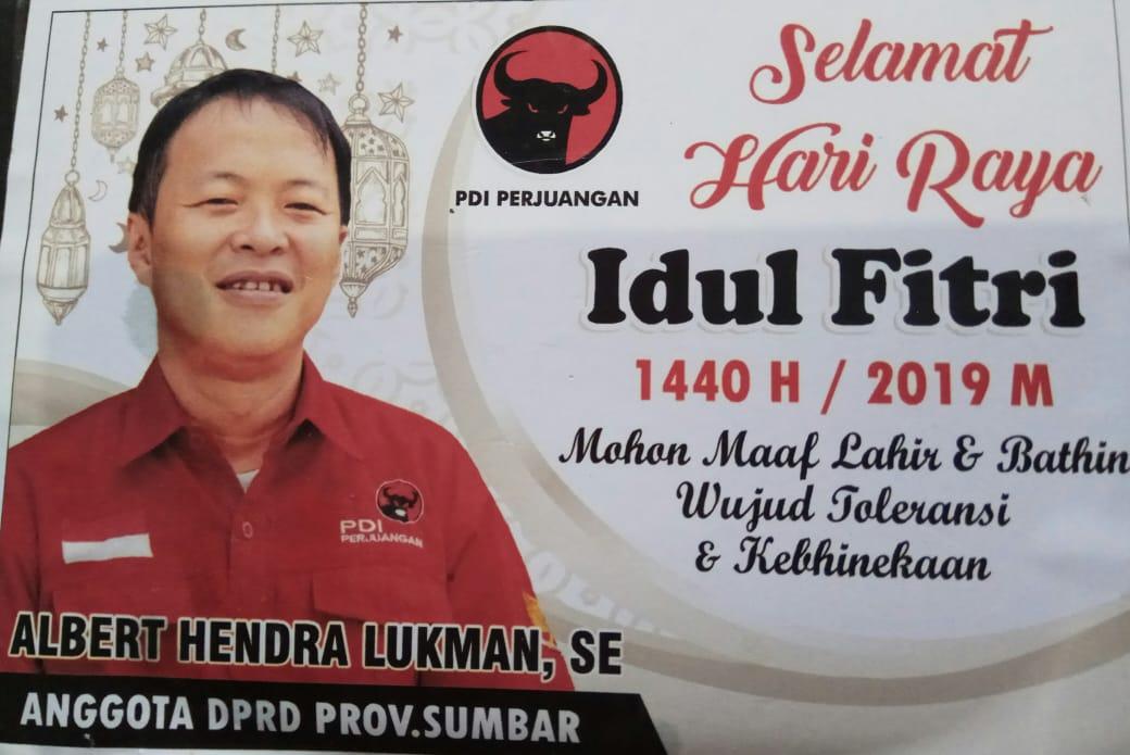 Inilah Anggota DPRD Sumbar 2019-2024