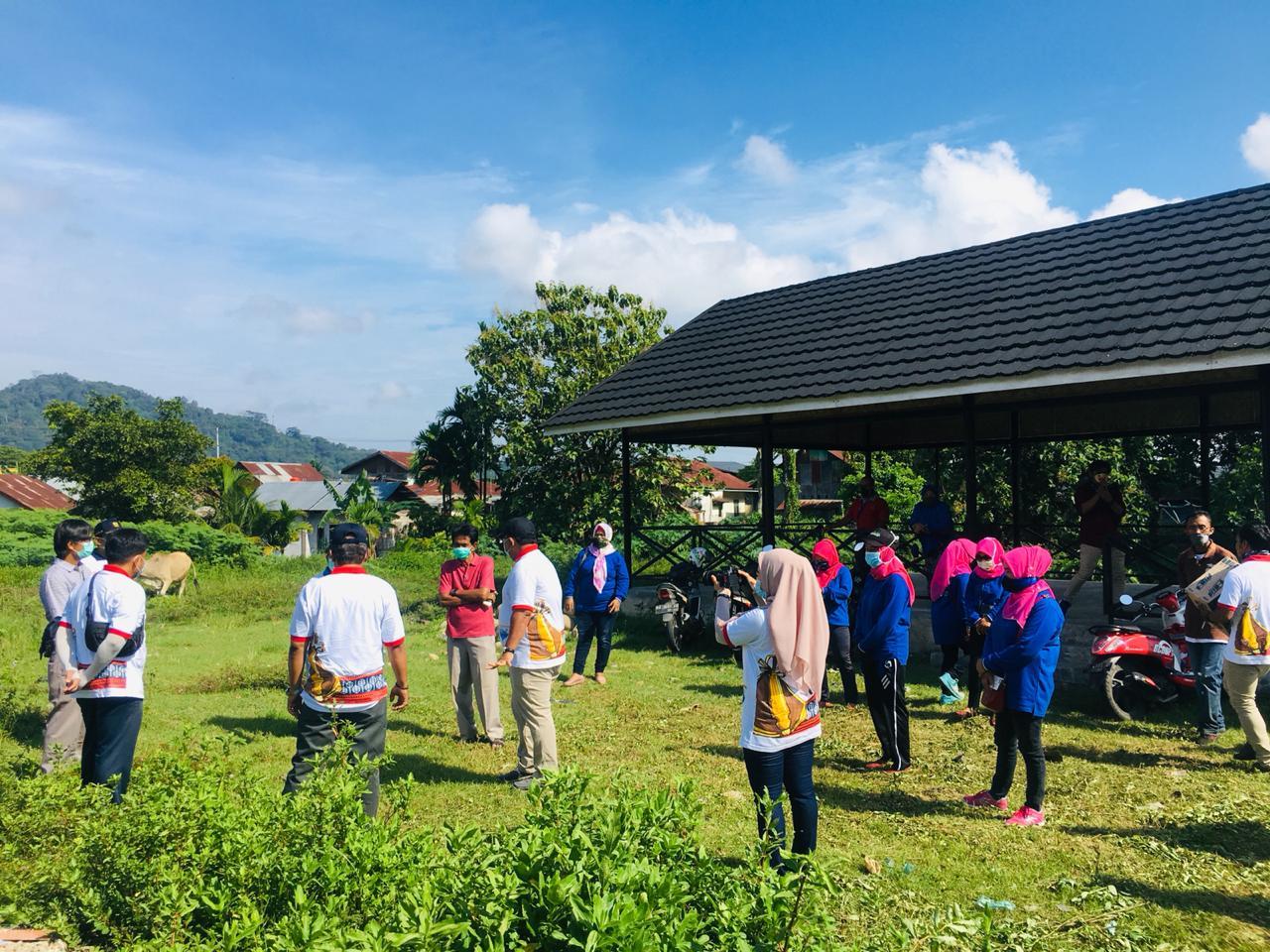 Lawan Covid 19, BWS Sumatera V Kembali Bantu Warga