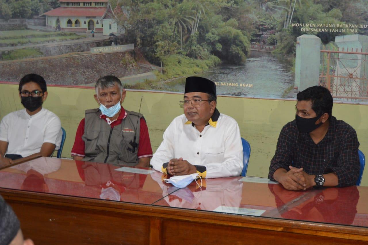 Chairul Anwar, dari DPR RI menuju Payakumbuh 1