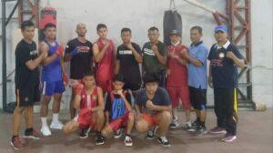 Efendi Hidupkan Lagi Sasana Garuda Sakti Boxing Camp