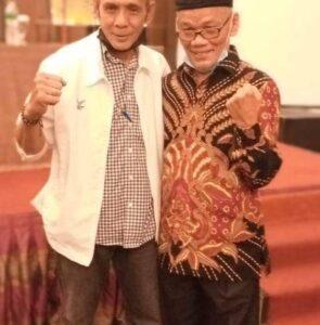 Plt KONI Padang Ilmarizal Ilegal
