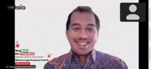 Dari Webinar Semen Padang, Dokter Dewi: Isoman di Rumah Harus Dilakukan dengan Ketat