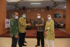 Wabup Kuansing Kunjungi PT Semen Padang