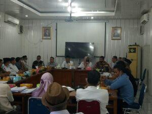 Plt KONI Padang Mencak-mencak di DPRD