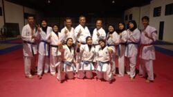 Karate Sumbar Optimis Raih Satu Emas PON Papua