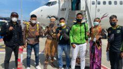 Dua Atlet Muaythai Sumbar ke Semifinal PON XX Papua