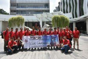 PTSP Kirim Tim Inovasi ke Ajang APQO/IC 2021 Australia