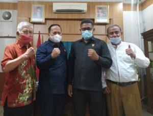 MN Yusra Syarif Ketua KONI Padang?