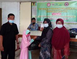 PT Semen Padang Salurkan Bantuan Pendidikan untuk Pelajar di Limau Manis Selatan
