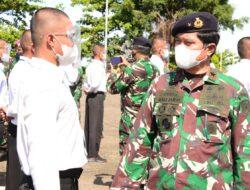 Lantamal II Kirim 43 CABA PK TNI AL Gelombang ke Dua