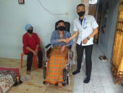 Periode September 2021, Rp711 Juta Zakat Karyawan Disalurkan UPZ Baznas Semen Padang