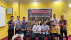 Risky Syahputra Gelar FGD Bersama Pelatih Pencak Silat